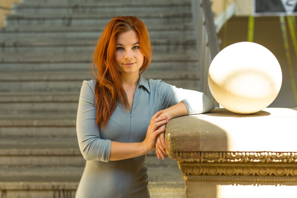 Portait – Diana Schulz